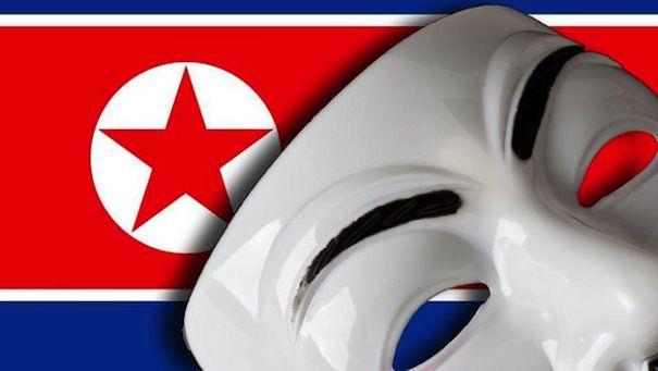 Хакеры Анонимоус в Северной Корее