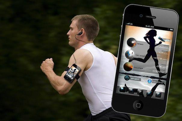 Apple запатентовала шагомер