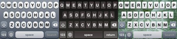 Color Keyboard твик Cydia