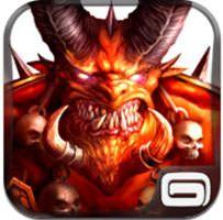 dungeon hunter 4 для iPhone ipad