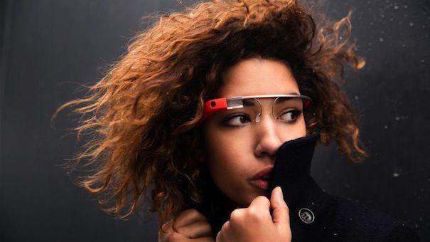 Google Glass браузер