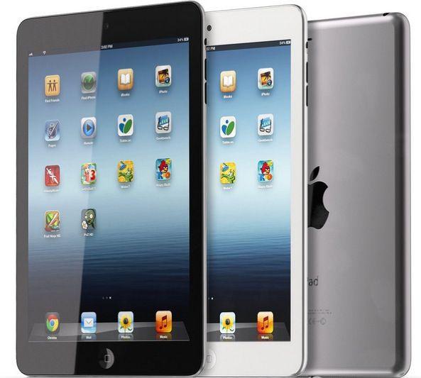 Выход iPad mini 2
