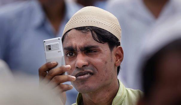 smatphones in India