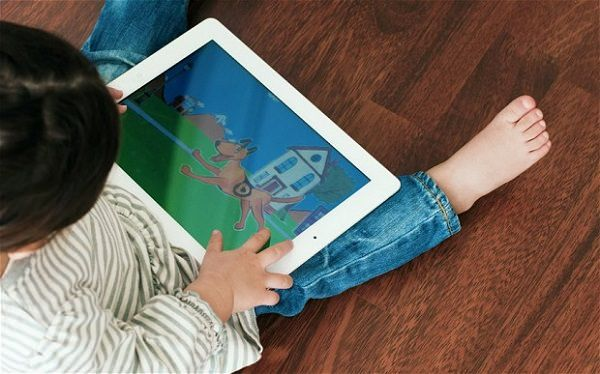 iPad и дети