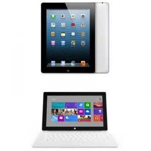 iPad vs. Surface Pro: результаты Benchmark тестов графики