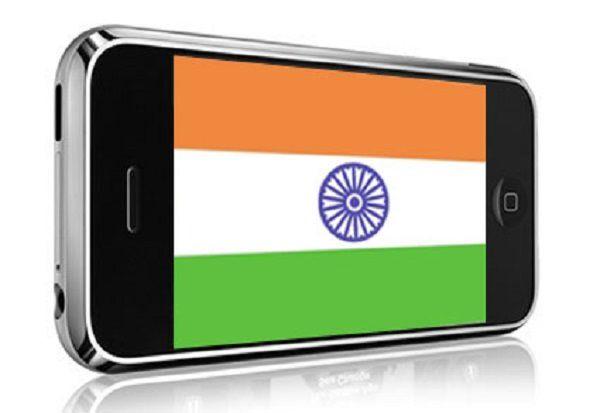 Продажи iPhone в Индии