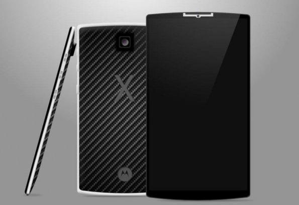 Новый смартфон от Motorola