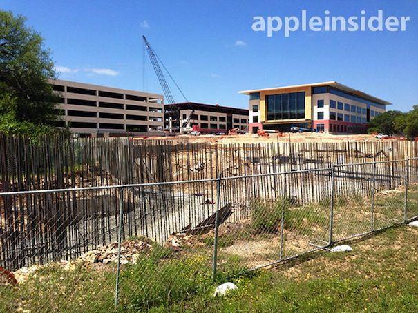 Новый кампус Apple