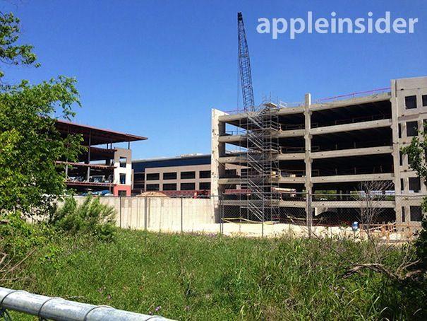 Новый Кампус Apple в Остине