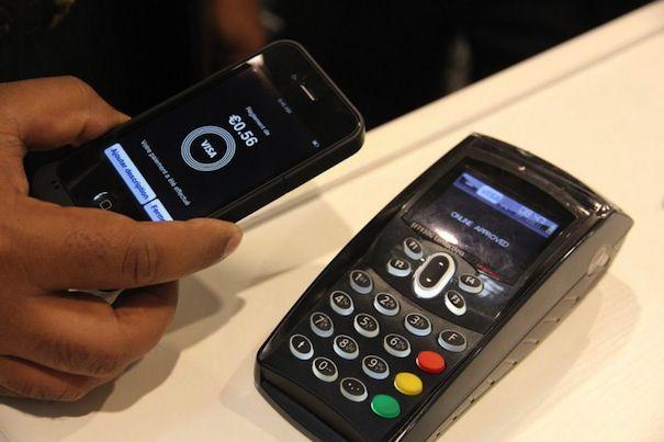 NFC в iPhone 5