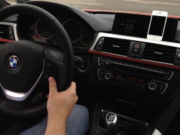 Интеграция Siri  в BMW