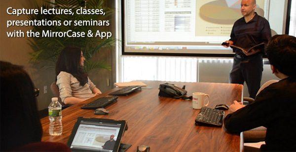 Кейс MirrorCase для iPad