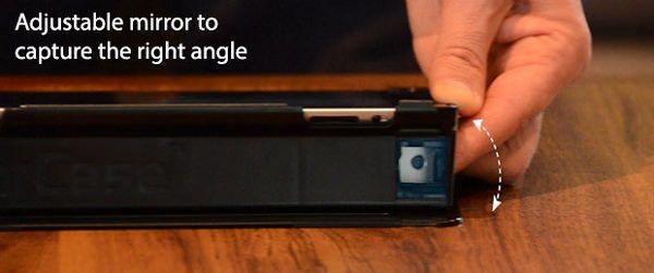 Чехол для iPad от MirrorCase