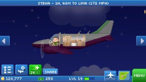 Pocket Planes - For iPhone 4 - iPad - iPod jpg