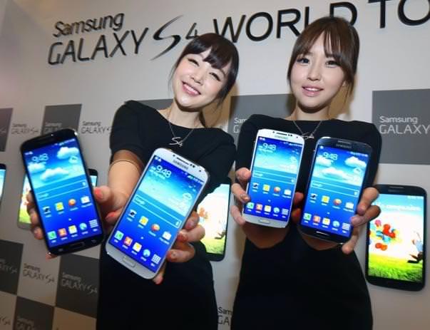 Акции Samsung упали на 3,9%