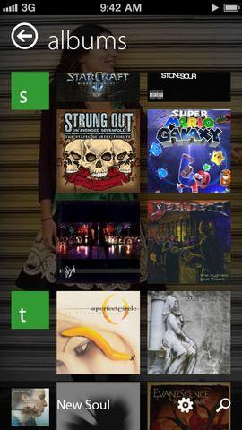 Track 8 - For iPhone 5 - iPod - iPad