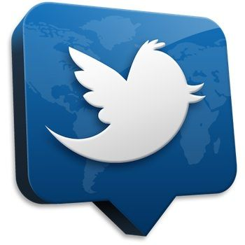 Twitter иконка Mac OS X