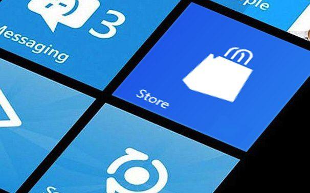 Магазин приложений Windows Phone Store