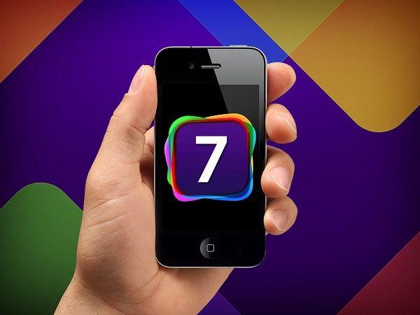 iOS 7 от Apple