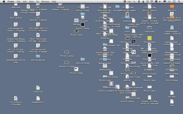 clutter-mac