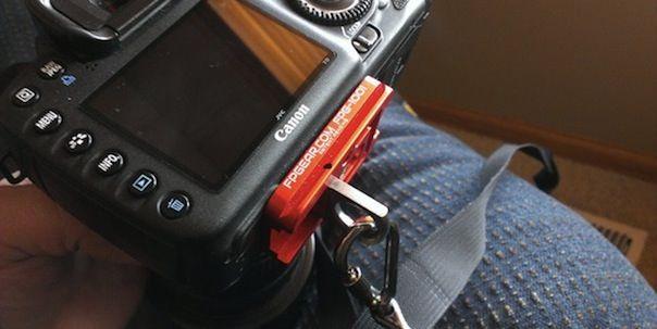 крепеж фотокамеры