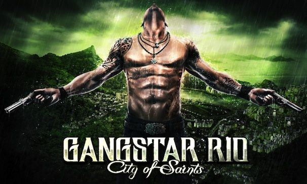 gangstar rio city of saints для iPhone
