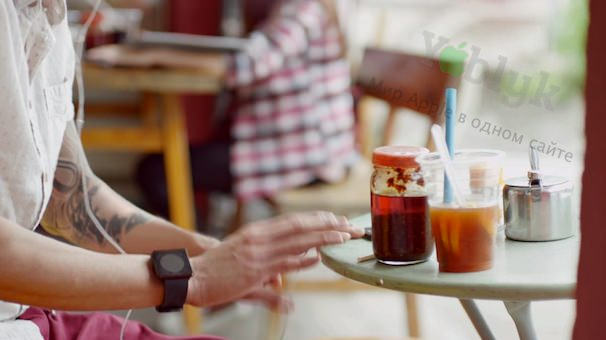 Apple iWatch часы