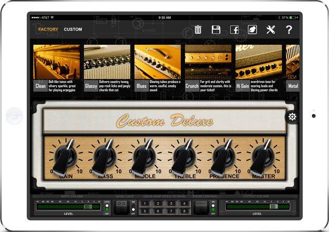 Лучшие гитарные приложения для iPhone и iPad