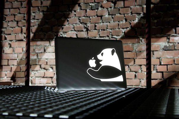 Лазерная гравировка MacBook