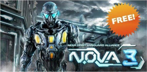 N.O.V.A. 3 для iphone ipad