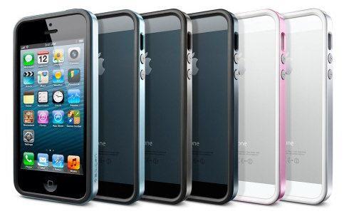 Обзор чехла-бампера SGP SPIGEN серии Neo Hybrid EX для iPhone 5
