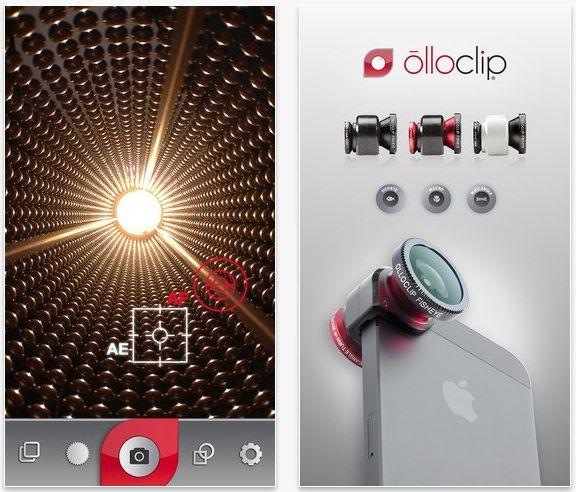 приложение olloclip для камеры iphone