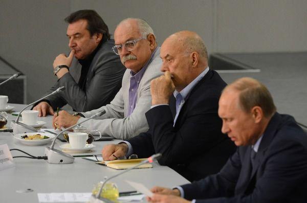 Путин поддерживает борьбу с пиратством