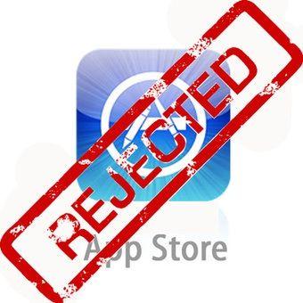 Отклоненные приложения в App Store