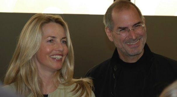 steve-jobs-and-laurene-powell-jobs