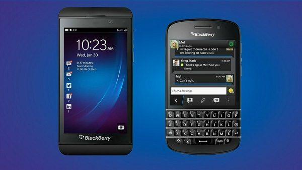 BlackBerry снова возвращается в игру