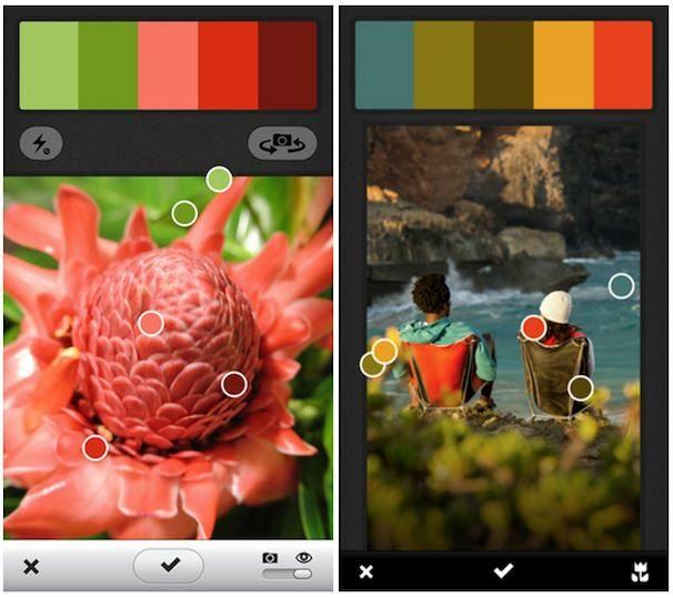 Adobe Kuler для iPhone