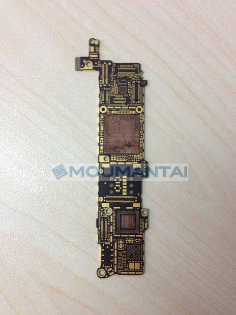 iPhone 5s фото материнской платы