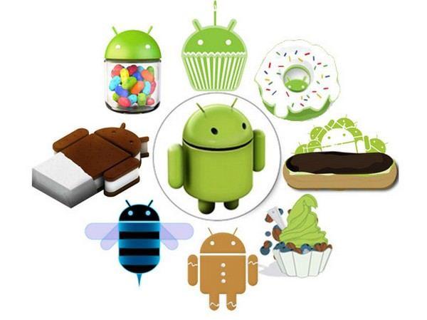 Эволюция дизайна Android