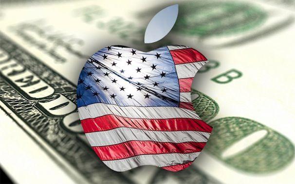 Apple Деньги и Америка