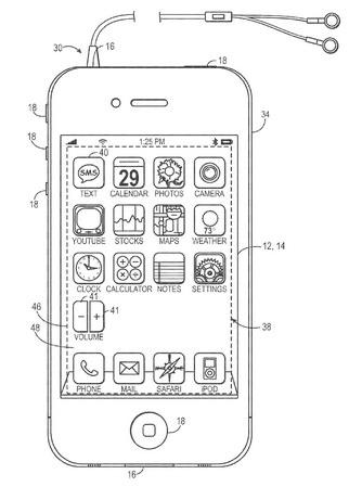 Гибкие дисплеи Apple