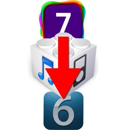 Даунгрейд с iOS 7 beta на iOS 6