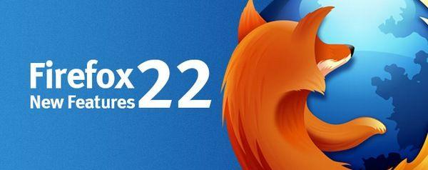 Скачать Firefox 22