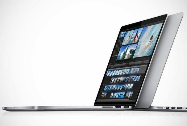 MacBook Pro с дисплеем Retina