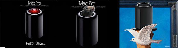 Mac Pro пародия