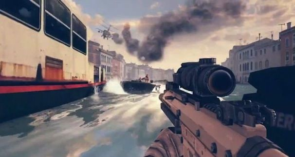 Modern Combat 5 для iPhone, iPad