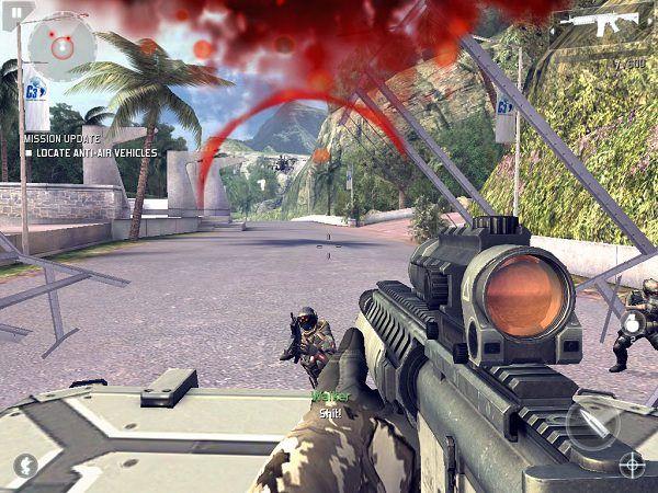 Скачать Modern Combat 4 Meltdown