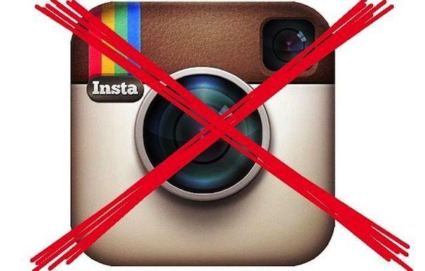 Нет Instagram!