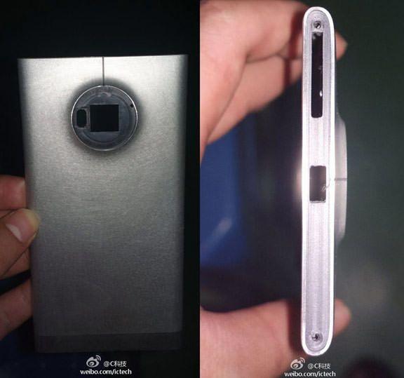 Nokia EOS с 41 мегапиксельной камерой