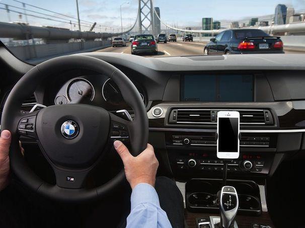 Siri в BMW в 2014 году